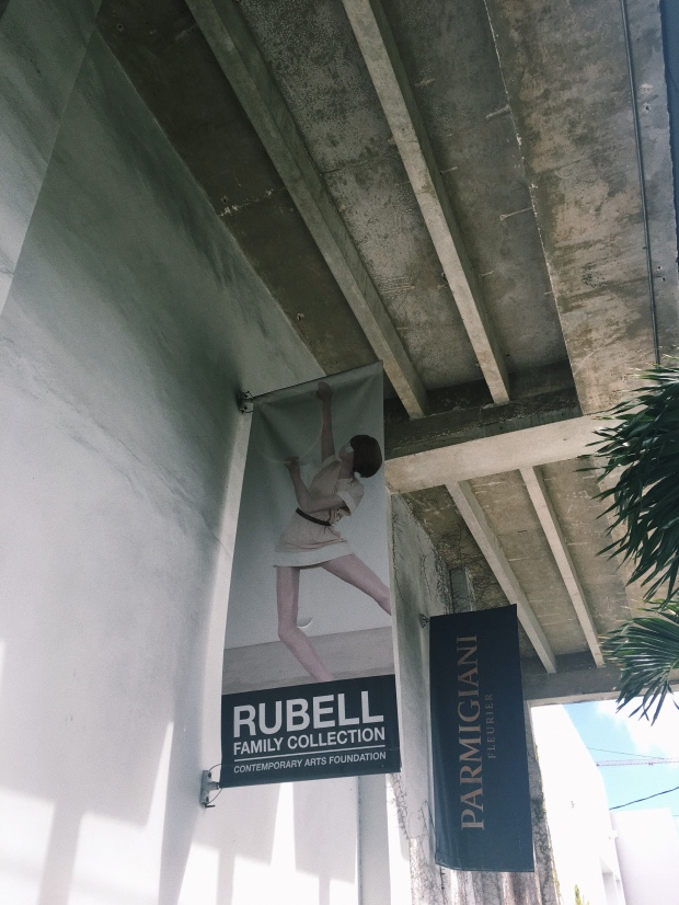 Rubell Family Collection Art Gallery in Wynwood, Miami, FL